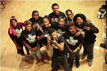 "The Reginald F. Lewis Museum hosts ""Teen Summit: Stop the Violence"" on Saturday, October 22, 2016 from 10 a.m. to ..."