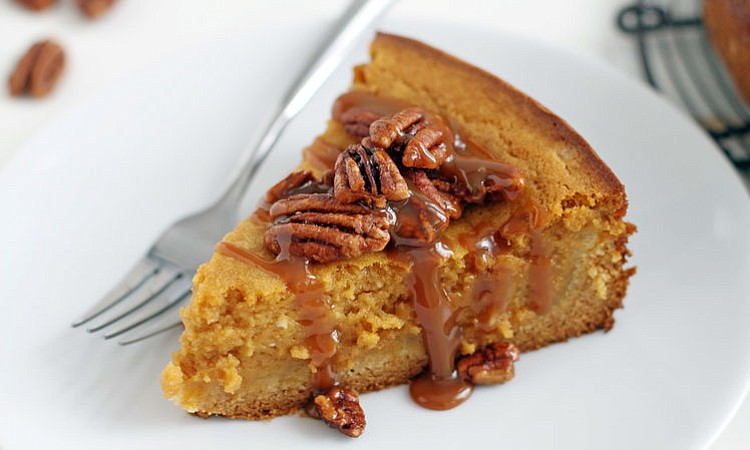 Gooey Pumpkin Butter Cake With Pecans The Times Weekly