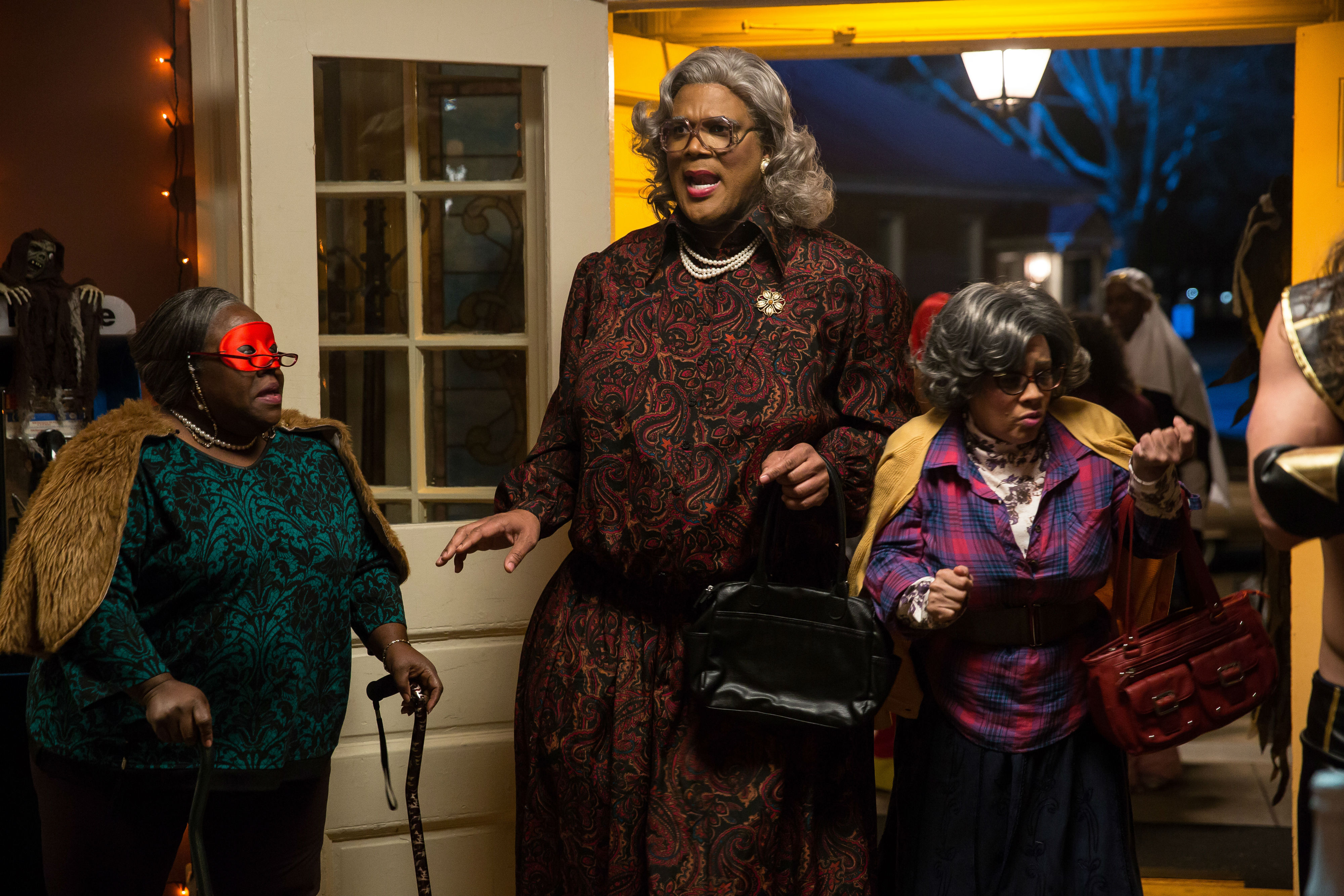 tyler perrys boo 2 a madea halloween movie download