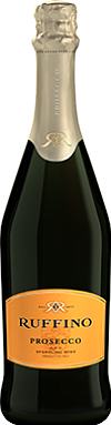 Ruffino Prosecco DOC-$15 is the perfect party companion. Perfect as an aperitif with hors d'oeuvres, this fruity, fragrant sparkling wine ...