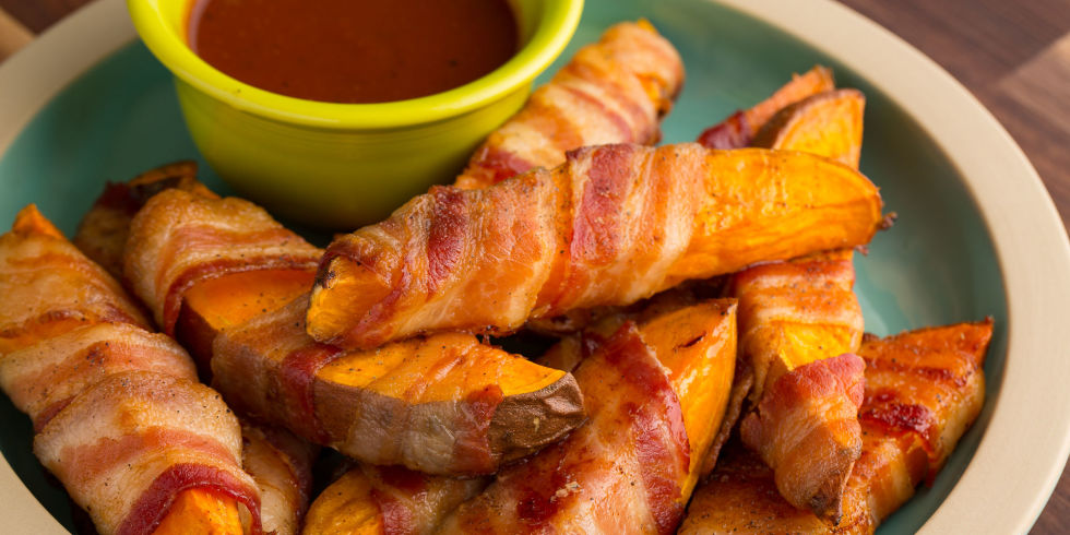 sweet fries Asian potato