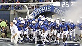 The Tigers will make their last entrance this season at Liberty Bowl Memorial Stadium on Friday morning. (Photo: Warren Roseborough)