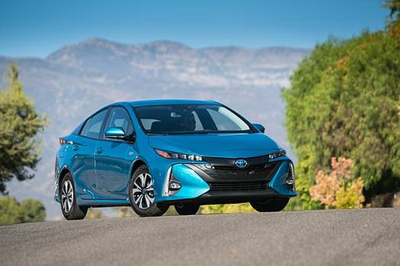 Toyota is responsible for almost three fourths of the hybrids sold in the U.S. So what you do when you ...