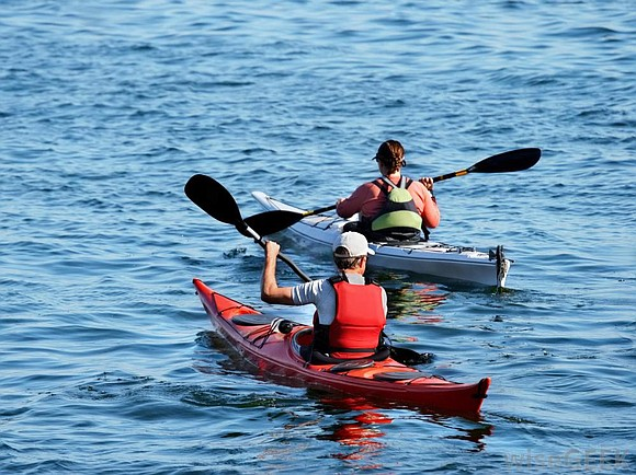People who enjoy kayaking could be in store for a good time when the weather warms up in the Village ...