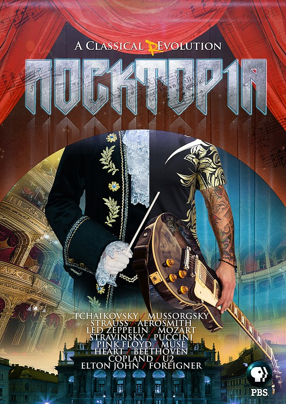 The Rialto Square Theatre is thrilled to announce the inaugural live concert event ROCKTOPIA LIVE: A Classical (R) evolution. This ...
