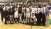 Coach Andre Turner and the Mitchell Tigers snared another title. (Photo: Terry Davis)