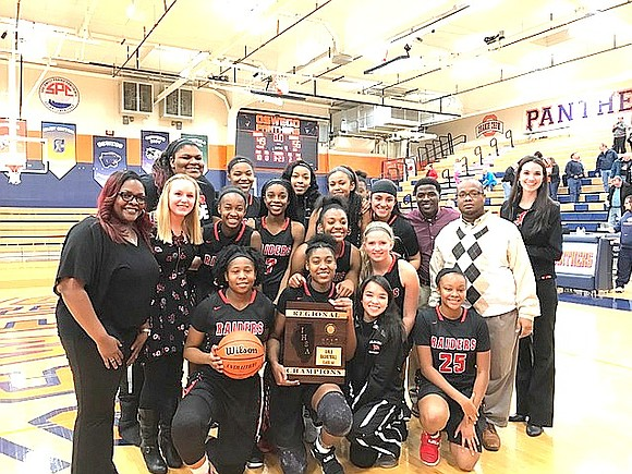 Bolingbrook High School trimmed Minooka 56-49 to win a Class 4A girls basketball regional title. Next up is Plainfield East ...