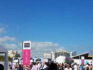 BEACH--The 2017 edition of the South Beach Wine and Food Festival was the grandest ever. Featuring the stars of The ...