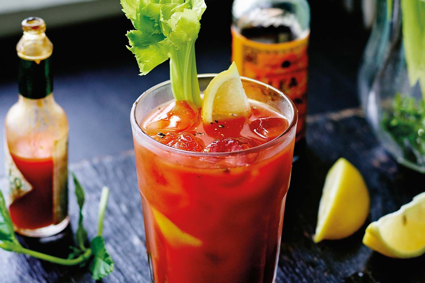 Spicy Citrus Bloody Mary | The Times Weekly | Community ...