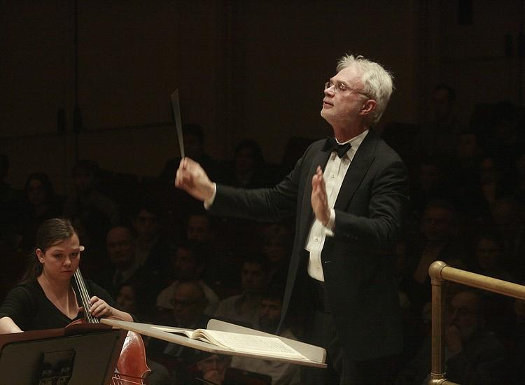 New York Philharmonic Celebrates Composer John Adam's 70th