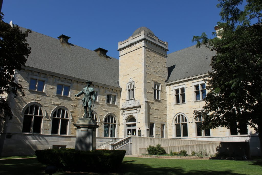 Joliet Public Library Receives Construction Grant The