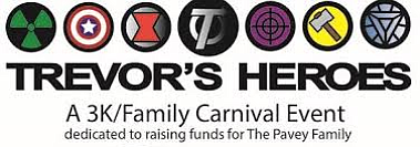 """Jane Addams Middle School is sponsoring """"Trevor's Heroes,"""" a combined 3K and family carnival event on Sunday afternoon, April 23. ..."""