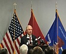 U.S. Atty. Gen. Jeff Sessions vowed to take the streets back from gang members and drug dealers. (Photo: Lee R. Watkins)