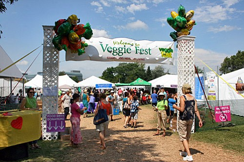 Veggie Fest Chicago, one of the largest vegetarian food and lifestyle festivals in North America, drew record-breaking crowds of over ...