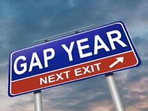 In some parts of the world, a gap year – a year-long break between high school and college – is ...