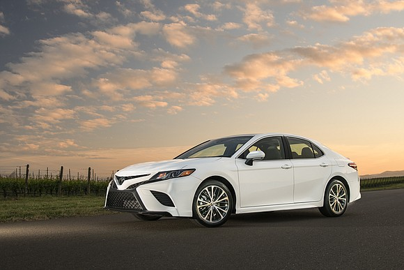 The redo of the Toyota Camry is a big deal. This car has been the best-selling midsize sedan in the ...