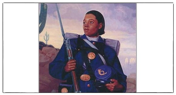 Eleven facts paint a picture of the only known member of the famed Buffalo Soldiers.