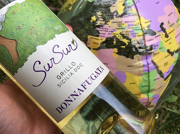 Donnafugata SURSUR 2016 ($20) is a spirited, delicious way to celebrate the final, waning days of summer and toast the ...