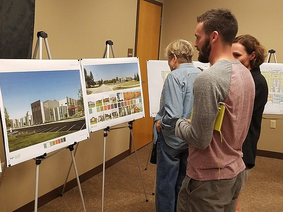 The Plainfield Park District recently hosted a preview night of the new indoor recreation center where the public came to ...