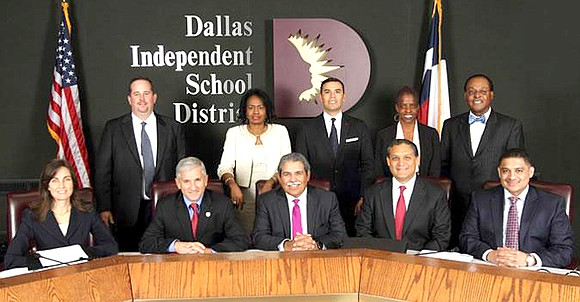 Possibly the most contentious issue the Dallas ISD Board of Trustees has had to deal with in the past two ...