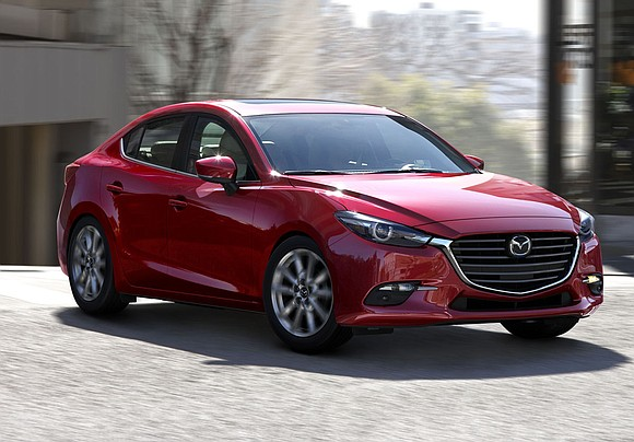 After test-driving several Mazda hatchbacks and crossover models, a Mazda3 sedan finally showed up at the door. I found this ...