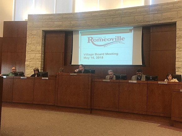 Thetimesweekly.com The Romeoville Village Board of Trustees agreed at their last meeting on waiving the bid requirement and executing a ...