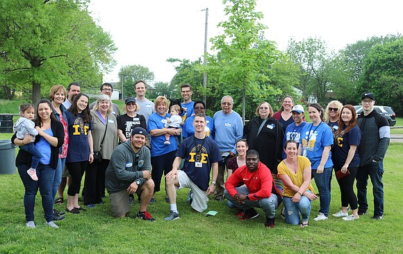 Hundreds of people attended the Forest Park Individual Education (I.E.) School's 40th Reunion Picnic. The event was held recently at ...