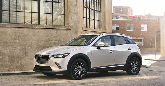 Although it is early in this generation of the Mazda CX-3's model cycle, the automaker made a few changes to ...