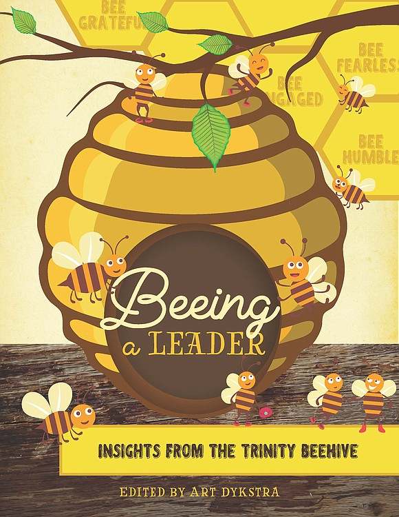 "New Lenox - Trinity Services, Inc. released a new book on ""Beeing a Leader: Insights from the Trinity Beehive,"" a ..."