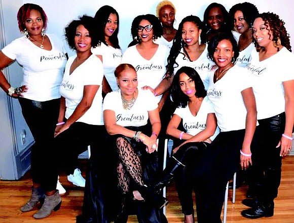 40 UNDER 40 YOUNG WOMEN'S LEAGUE SUPPORTS SUCCESS FOR BLACK GIRLS and In 2015, Cheresa Purnell founded the 40 Under ...