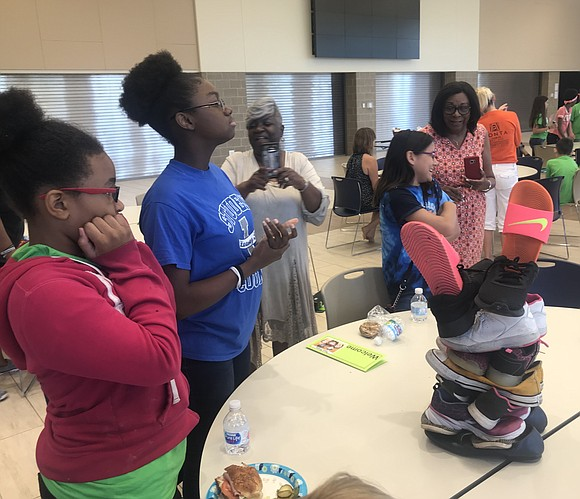 On July 19, the National Hook Up Of Black Women, Inc., Joliet Chapter, & the Zonta Club of Joliet hosted ...