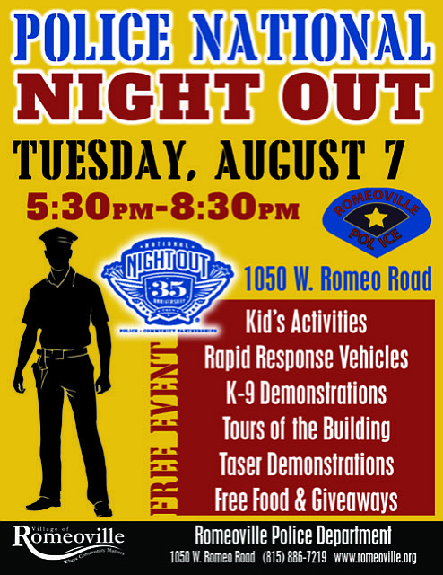 Police National Night Out