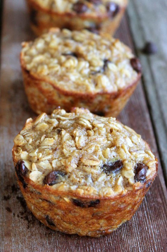 Serves: 12 / Total time 40 mins Ingredients • 3 cups rolled oats or old fashioned oats • ½ teaspoon ...