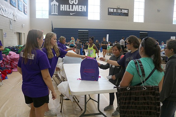 Hoping to make back to school a little easier for parents and their children, Catholic Charities—Diocese of Joliet hosted its ...