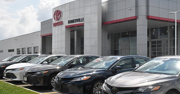 Romeoville Toyota (southwest corner of Weber Road and Grand Haven Circle) is now open for business! This is the first ...