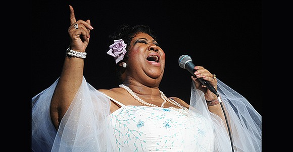 From the booming riffs of her gospel-inspired singing to her heart bursting lyrics, Aretha Louise Franklin has captivated the nation ...