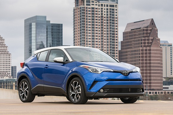 Smooth, really smooth is what I first thought of Toyota's C-HR. And after one week of test driving, my opinion ...