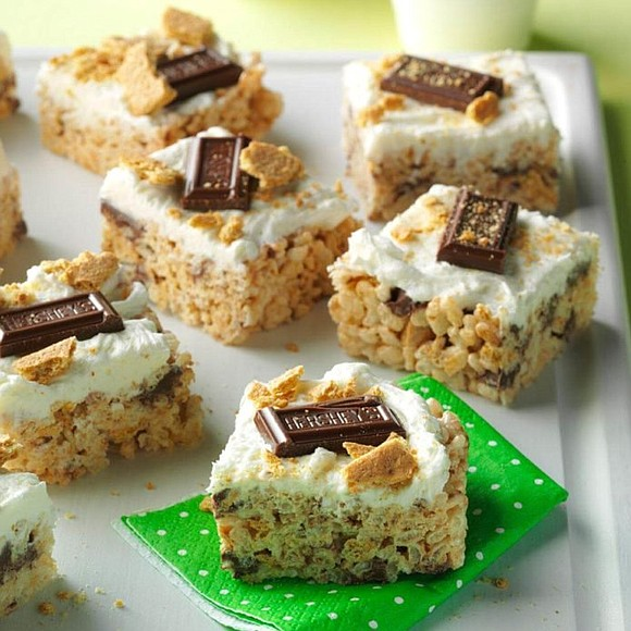 Servings: 2 dozen / Total Time: 15 min. Ingredients • 1/4 cup butter, cubed • 1 package (10-1/2 ounces) miniature ...