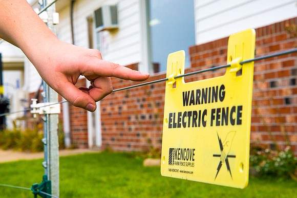 A ban on electric fences in city limits will be reviewed at a later date during the Joliet Plan Commission's ...