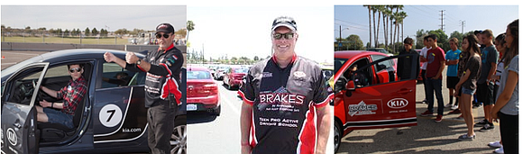 B.R.A.K.E.S. is a GuideStar Platinum-rated 501(c)(3) charity that offers free, hands-on defensive driver training to teens and their parents nationwide. ...
