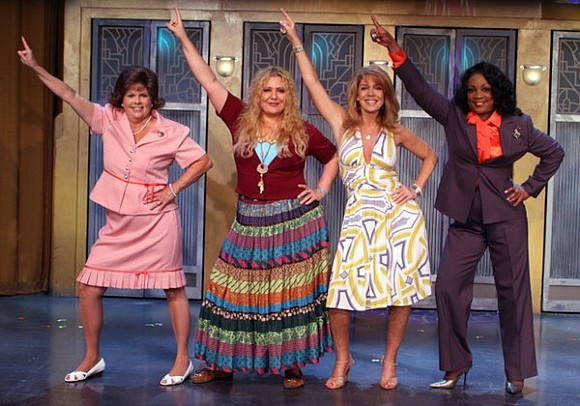 Thetimesweekly.com GFour Productions, winners of 56 Drama Desk and 44 Tony Awards are proudly bringing the international hit show Menopause ...