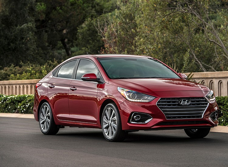 2018 Hyundai Accent The Times Weekly Community Newspaper