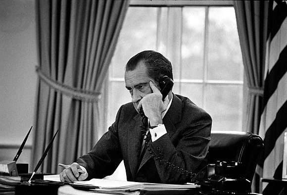 Long before the OJ trial dominated public attention and the airwaves with an unfolding real-life drama, there was Watergate. With ...