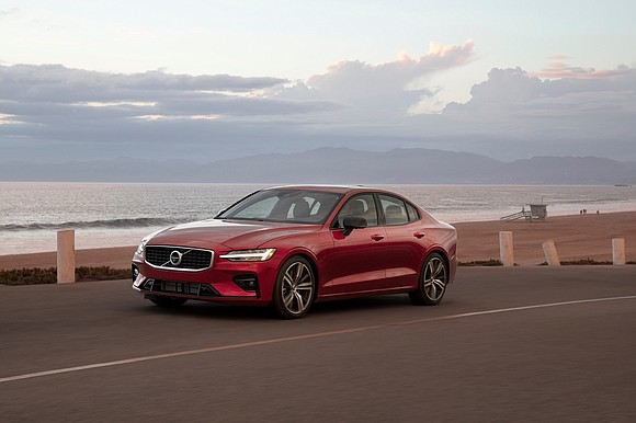 "One of the first things a Volvo executive told us was that this is a ""huge moment for us."" He ..."