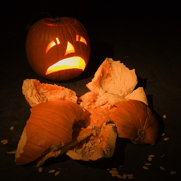 Don't trash your Halloween pumpkin - smash it! Bring your Halloween pumpkins to the Forest Preserve District of Will County's ...