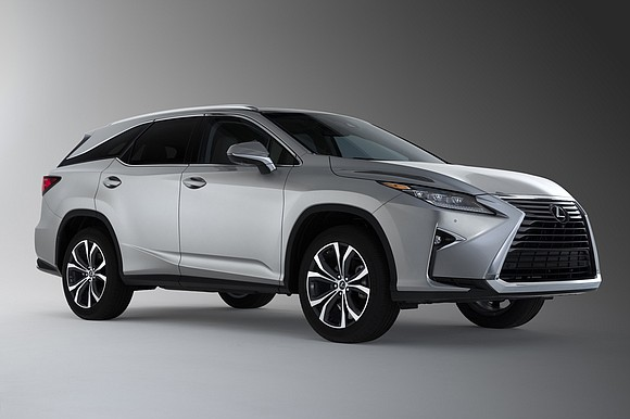 Lexus has literally added on to the most popular luxury CUV in the country, the RX 350L. They made it ...