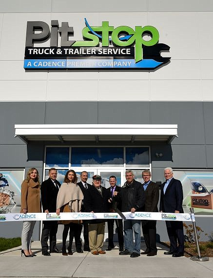 Joliet-Cadence Premier Logistics celebrated the opening of their second building: Pit Stop Truck Center in Joliet Illinois. The 77,000 square ...