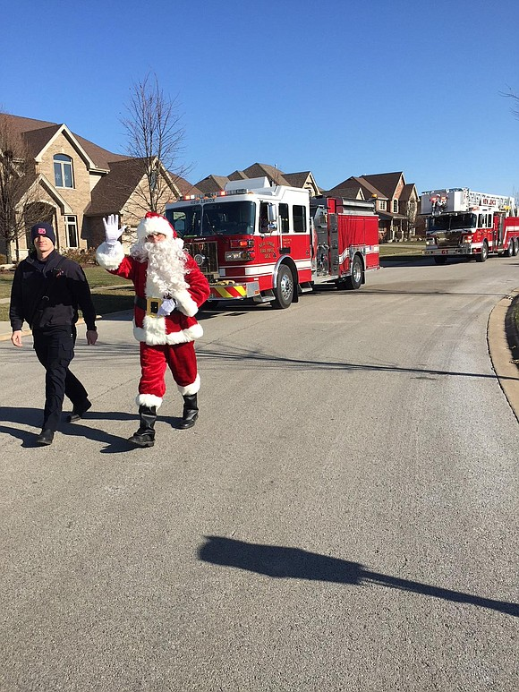 The New Lenox Fire Protection District (NLFPD) and New Lenox Professional Firefighters IAFF Local 5097 (L5097) will be bringing Santa ...