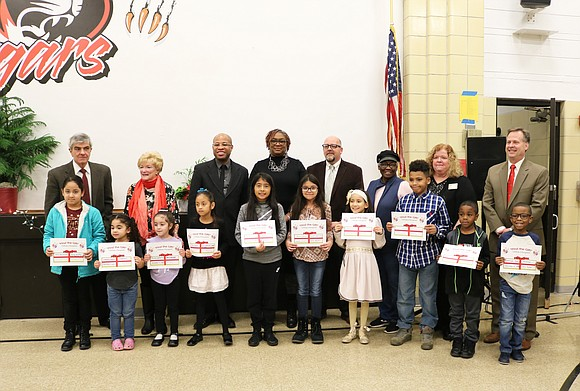 Congratulations to the T.E. Culbertson Elementary School students who were recognized during the Joliet Public Schools District 86 Board of ...