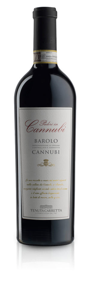 Arriving fresh for 2019 from the rolling hills of Piedmont in Northwestern Italy is the lustrous Tenuta Carretta Cannubi Barolo ...